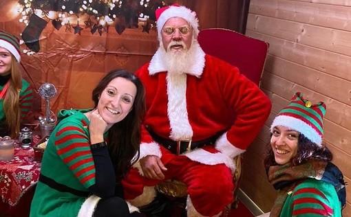"""Il Natale a Volandia è una fiaba: protagonisti il """"Reame dei Ghiacci"""" e Olaf"""