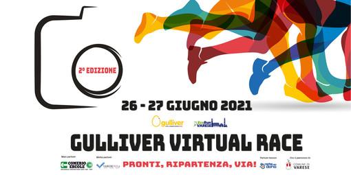 Varese riparte con la Gulliver Virtual Race: una corsa fatta di solidarietà
