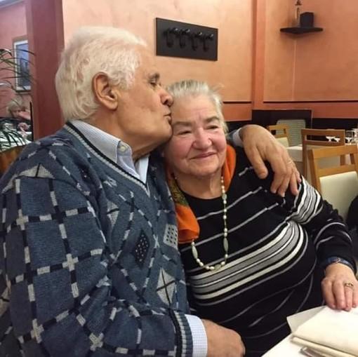 Valeriano e Maddalena Squizzato