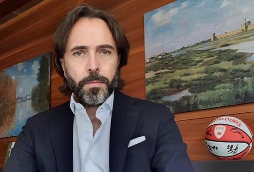 L'amministratore delegato Giovanni Perrone