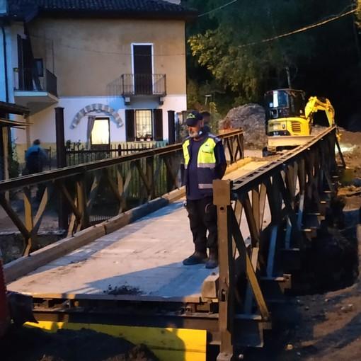 Gavirate, entro novembre i progetti per il nuovo ponte di via Bravo Livio e per i lavori al torrente Valle Pozzolo