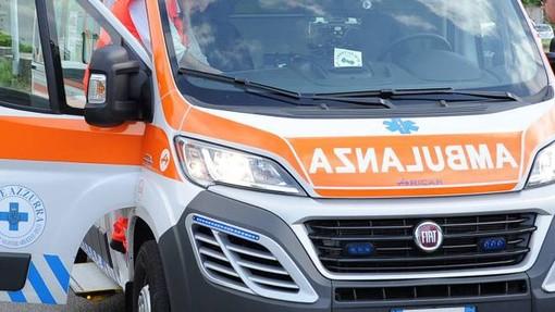 Incidente sulla tangenziale di Varese: ferito un motociclista