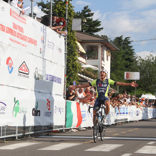 Matteo Furlan, fuga vincente e arrivo in solitaria: il 49° GP Carnaghese è suo