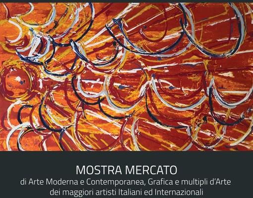 Da Salvador Dalì a Enrico Baj, una mostra mercato al Sacro Monte fa riscoprire gli artisti più noti del Novecento