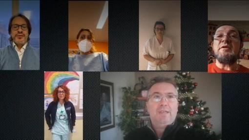 """VIDEO. """"Contagiati dalla solidarietà"""", la raccolta fondi promossa dall'ordine degli infermieri della provincia di Varese"""
