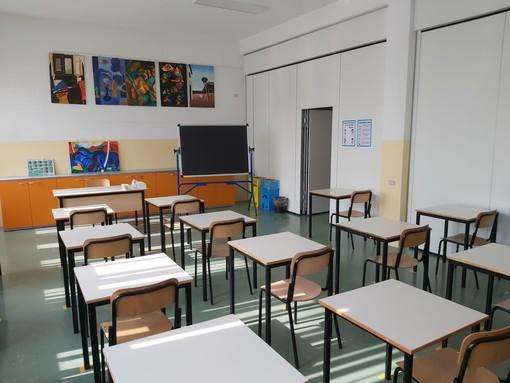 Ispra, inizio dell'anno scolastico in sicurezza per i 350 alunni che frequentano le scuole del paese