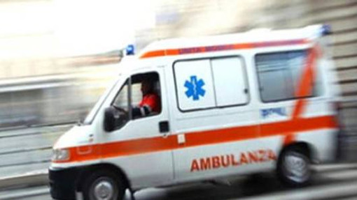 Incidente ad Arsago: motociclista trasportato in codice rosso al pronto soccorso