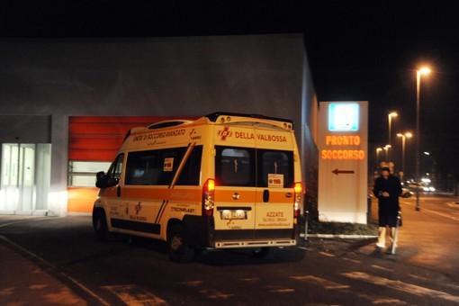 Tradate, diciannovenne si ferisce in via Virgilio e finisce all'ospedale