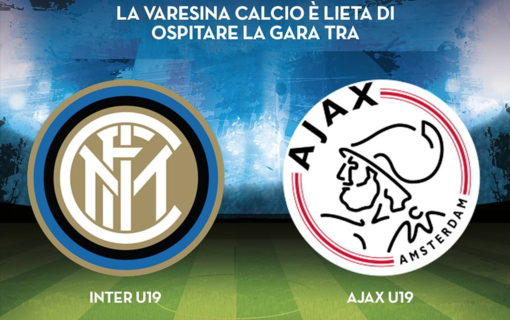 Venegono Superiore, la Varesina ospiterà la supersfida tra Inter e Ajax U19