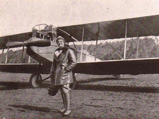 Induno Olona: a cento anni di distanza rivive l'impresa dell'aviatore Arturo Ferrarin che nel 1920 volò da Roma a Tokyo