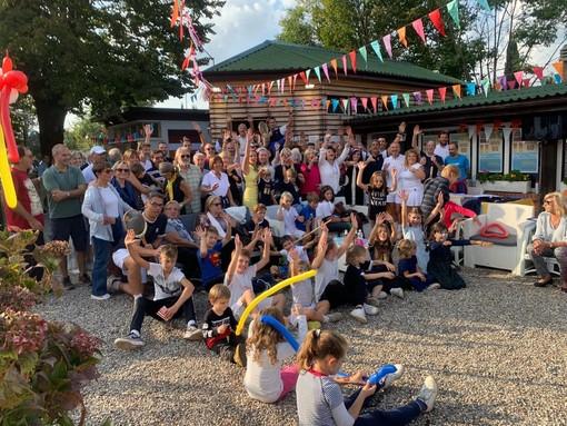 FOTO. Il Tennis Club Malnate festeggia sessant'anni di attività