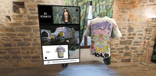 Lo showroom virtuale lanciato nelle sale di Suites & Atelier Lake Como e i ragazzi della startup