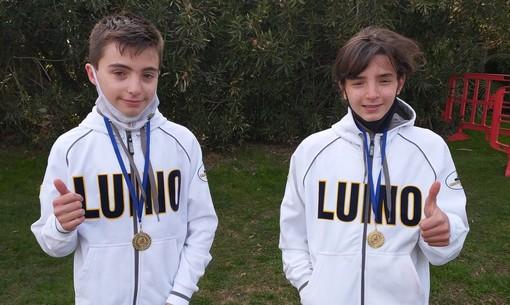 Marco Ronzoni e Andrea Piazza