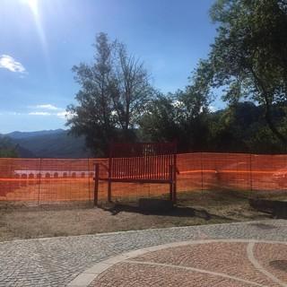 Al via la sistemazione dell'ex area rock a Lavena Ponte Tresa
