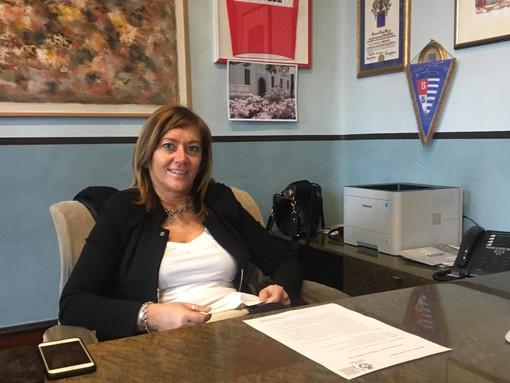 L'assessore Laura Rogora