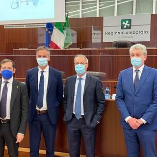 Legge regionale 23. Monti (Lega): «La Lombardia investirà i fondi del Recovery nella medicina territoriale»