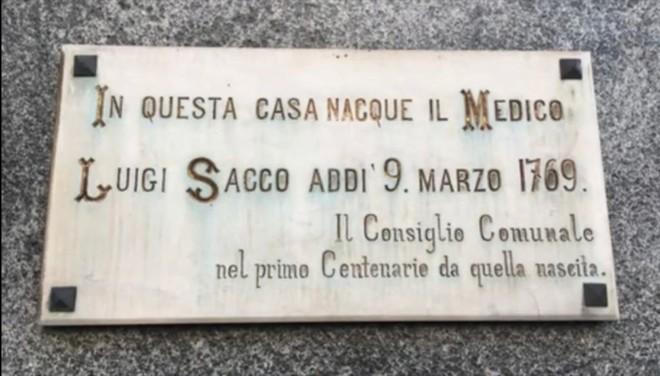 VIDEO. Le vie di Varese raccontano... Luigi Sacco: «Inoculò il vaccino anti-vaiolo a cinque ragazzi di Casbeno e venne accolto trionfalmente dall'imperatore a Vienna»