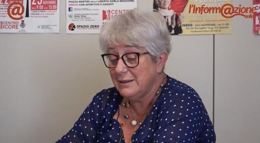 Luciana Lucietto, presidente associazione Icore Gorla Maggiore