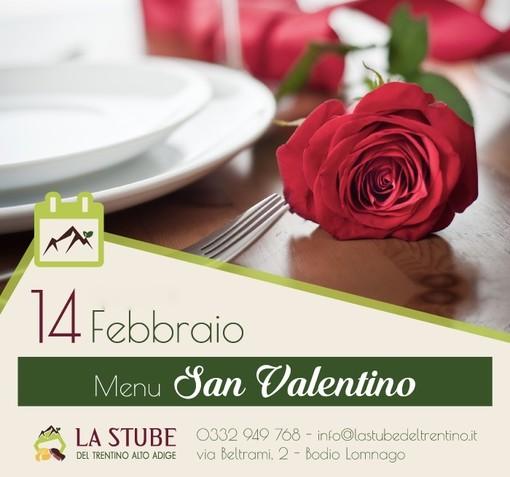 La Stube del… San Valentino! Ultimi posti liberi per la cena dell'amore