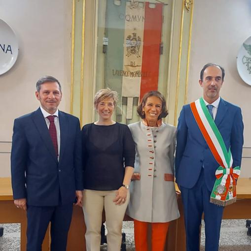 Laveno Mombello Comune Storico d'Italia