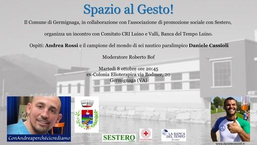 Da Daniele Cassioli ad Andrea Rossi, storie di attenzione per gli altri a Germignaga
