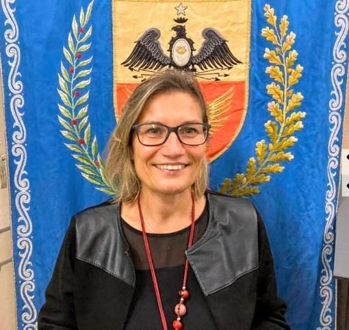L'assessore Barbara Sonzogni