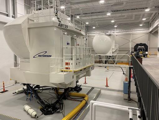Leonardo inaugura negli Stati Uniti la Training Academy per elicotteri
