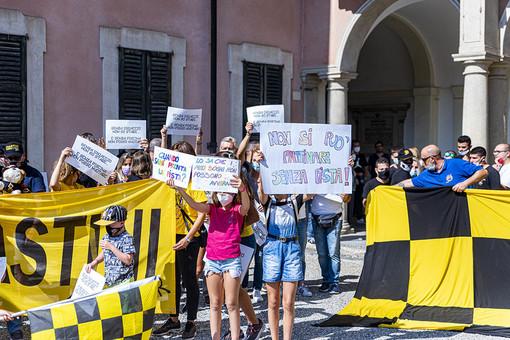 I Mastini Forever a sindaco, giunta e cittadini: «Silenzi tombali e promesse non mantenute sul Palalbani. Nessun aiuto, vivai desertificati, atleti perduti»
