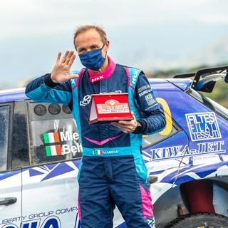 Mauro Miele con Luca Beltrame ha chiuso al 19° posto il rally di Sardegna, tappa italiana del mondiale