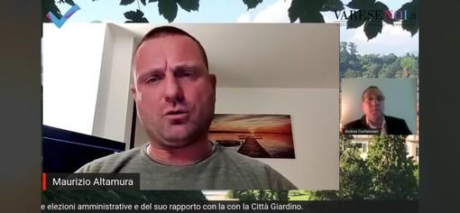VIDEO. Chef Altamura: «Varese ha enormi potenzialità, basta aprirsi ed essere uniti»