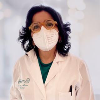La Dottoressa Maria De Lourdes Gomez, Direttore Sanitario del Centro Beccaria