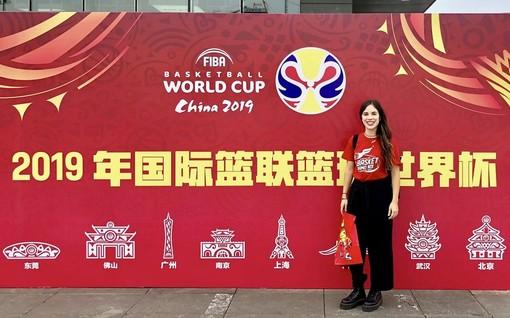 Martina Zuliani ha portato la Pallacanestro Varese e il Basket Siamo Noi… ai Mondiali 2019!