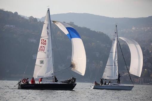 VELA. Il vento è cambiato e batte anche il Covid: il lago Maggiore ospita il Campionato Italiano Minialtura
