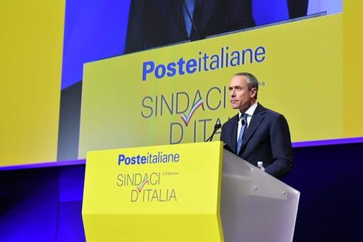 Matteo Del Fante, amministratore delegato di Poste Italiane
