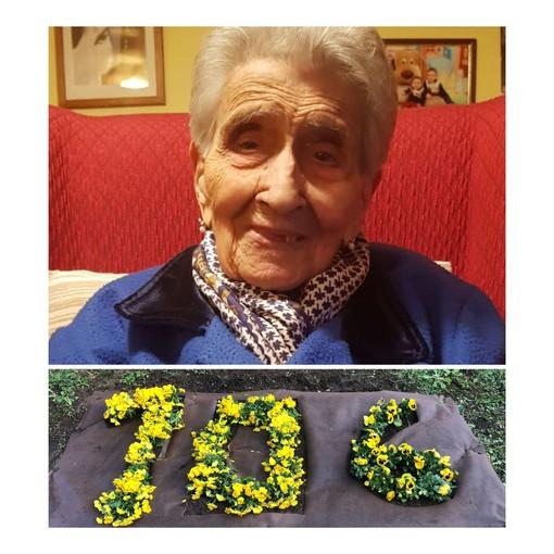 IL COMPLEANNO. Nonna Maria compie 106 anni: gli auguri di Morazzone e di tutti noi