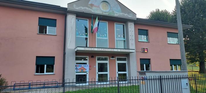 La scuola primaria di Malgesso
