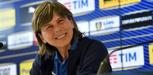 Il ct azzurro Milena Bertolini (foto figc.it)