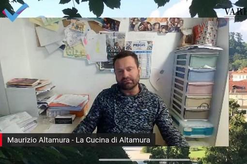 VIDEO. #IoApro. L'appello di Maurizio Altamura ai colleghi: «Protesta giusta, ma vi chiedo di non partecipare. Ecco perché...»