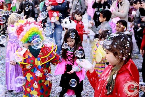 Torna la sfilata di Carnevale per le vie cittadine di Malnate