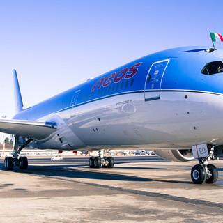 Neos inaugura i voli di linea verso gli Usa: il primo è il Malpensa-New York
