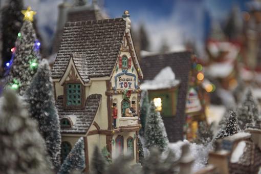 Il Paese di Natale 2020: vivi la magia del Natale da Nicora Garden a Varese