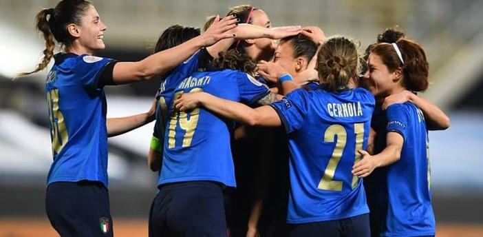 La Nazionale femminile inizia il cammino verso il Mondiale 2023. Il ct Bertolini: «Umiltà ed entusiasmo»