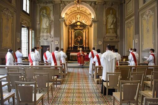 Foto d'archivio dal sito della Chiesa di Milano