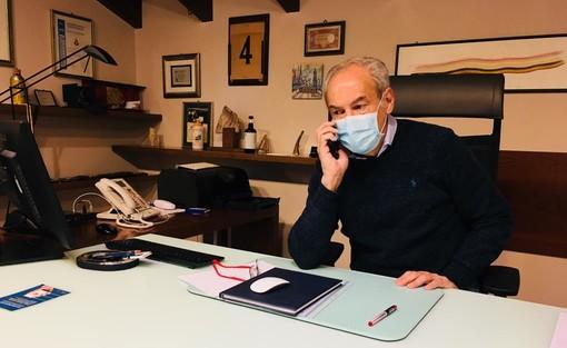 Renzo Oldani, patron della Binda