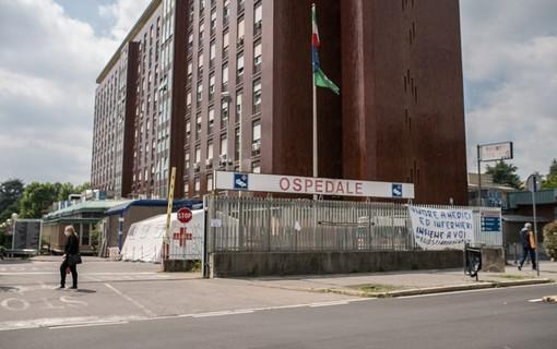 L'attuale ospedale di Busto Arsizio