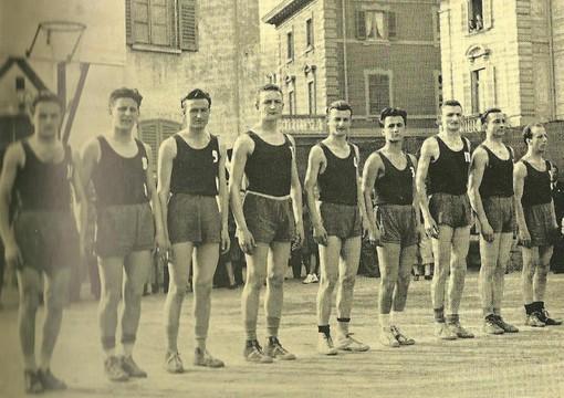 1945: la prima Pallacanestro Varese