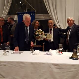 Panathlon Varese, alla famiglia Ambrosetti il premio fair play: «Un riconoscimento per tutto ciò che avete fatto per lo sport»