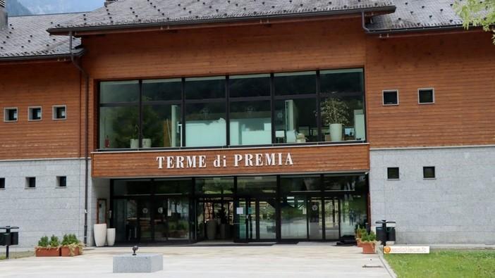Un esempio di tenacia: entro fine anno riaprono le Terme di Premia, ristrutturate durante la chiusura per pandemia