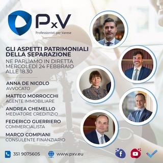 Gli aspetti patrimoniali della separazione: l'analisi di quattro esperti di PxV