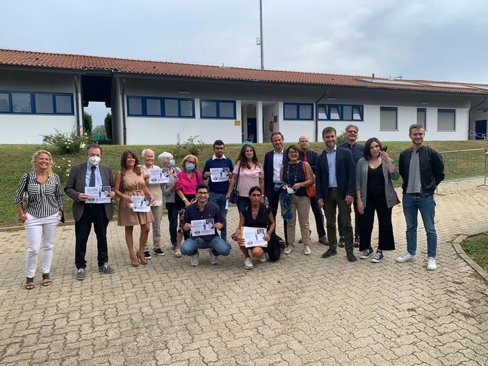 VARESE - Civati: «Avanti tutta con la piscina all'ex Aermacchi. E il Lino Oldrini sarà il polo attrattivo principale di Varese»